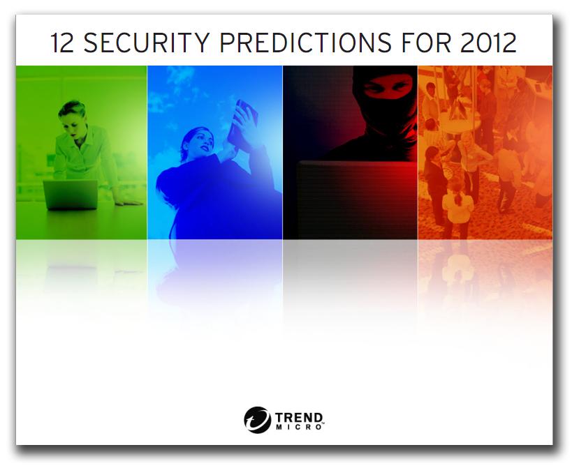 図2:「2012年 12のセキュリティ予測」