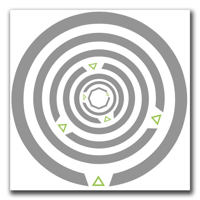 図2:「Defense in Depth(階層的防御)」