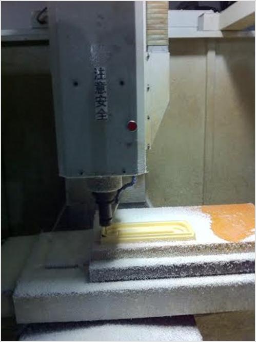 図2:3D印刷機
