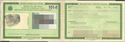 図7:身分証明書のコピー