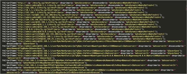 図2:総当り攻撃を実行するソースコード
