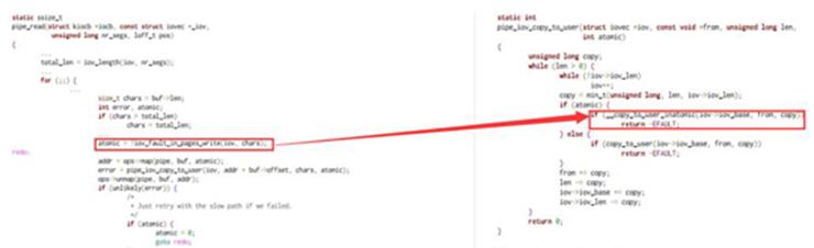 図6:脆弱性を抱えたコード