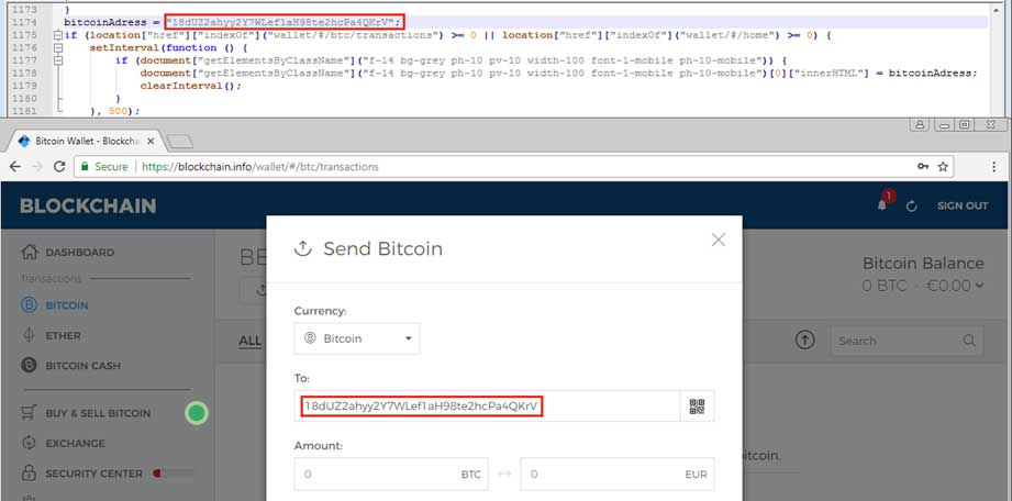 Bitcoin Fake Transaction Replace By Fees