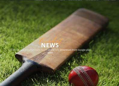 クリケットに関するニュースアプリを装った不正サイト