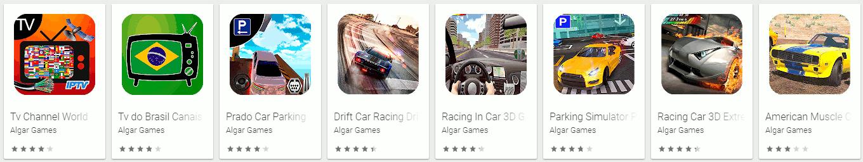 アドウェアが含まれたGoogle Play上の偽アプリ