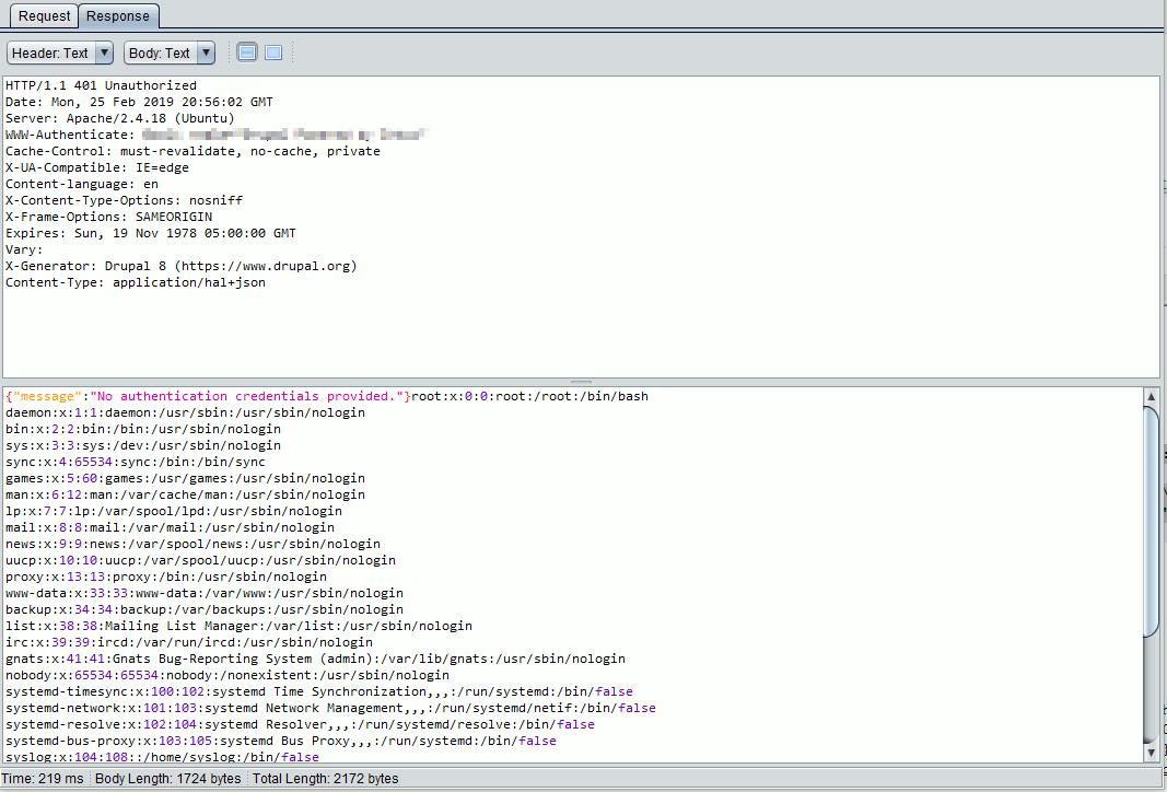 遠隔からのコード実行に成功