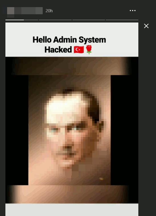 ユーザの注意を引くために変更されたInstagramのプロフィール画像