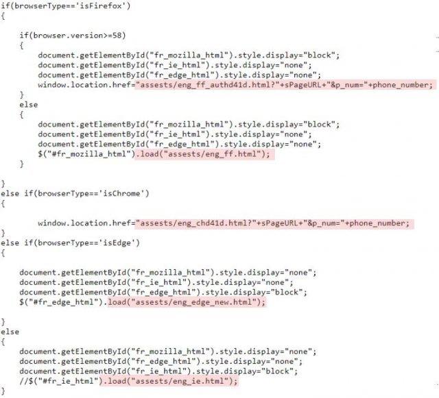 図4:ブラウザごとにURIの表示形式を変えるソースコード
