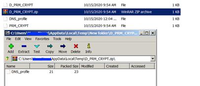 図10:最初のリクエストを復号して次のC&Cサーバ情報を取得する