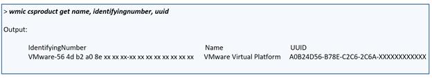 図3:被害者IDを識別するパラメータの一例
