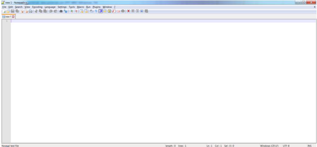 図3:実行された不正なnotepad.exeファイル