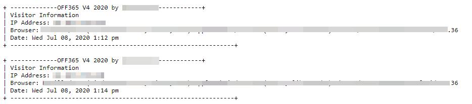 図14:アクセスログから、発表前日に使用されたIPアドレスを特定することができました。使用された上位5つのIPアドレスはモロッコのものでした