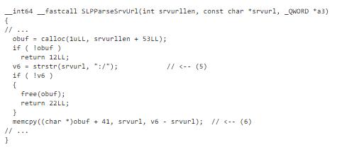 図6:「CVE-2021-21974」の疑似コード(パート1)