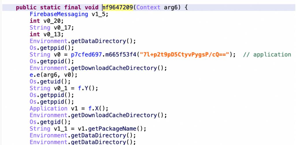 図2:ドロッパーのみを表示しているJokerに追加された不正コード