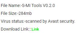 図3:意図せずにマルウェアがダウンロードされる可能性のある別の不正サイトに訪問者を誘導するリンク